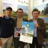 Christian Cévaer consultant pour le magazine Golf