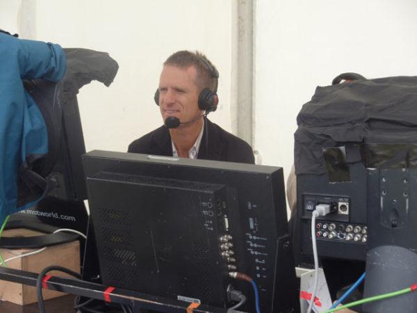 Consultant sur canal + en golf Christian Cevaer